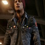 Delsin Rowe Hooded Vest