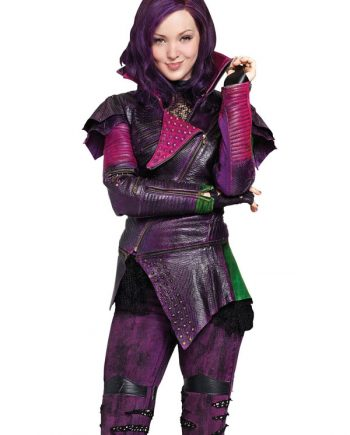 Descendants Dove Cameron Leather Jacket