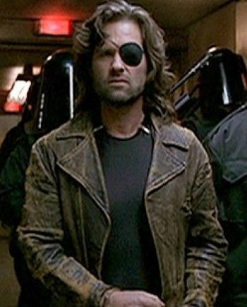 Escape From New York Snake Plissken Jacket