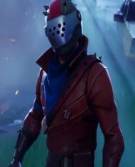 Fortnite Rust Lord  Jacket
