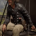 Micah Bell Red Dead Redemption 2 Leather Jacket