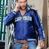 Captain Boomerang Blue Jacket