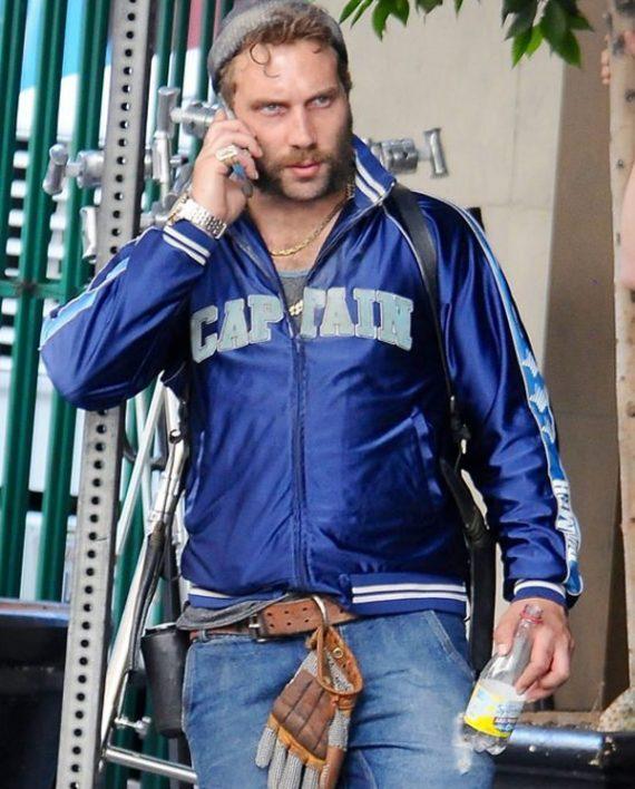 Captain Boomerang Blue Jacket