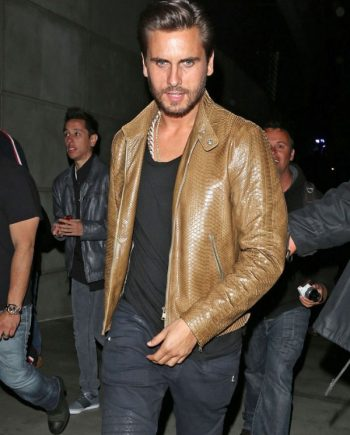 Scott Disick Jacket