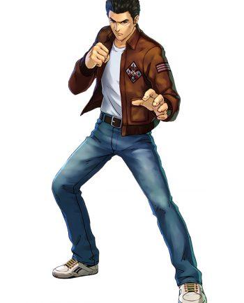 Shenmue 3 Ryo Hazuki Leather Jacket