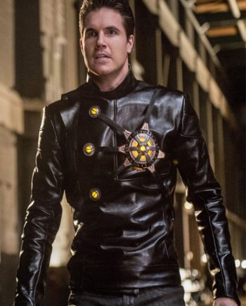 Welcome to Earth 2 Deathstorm Jacket