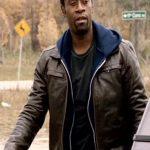 Don Cheadle Traitor Samir Horn Leather Jacket