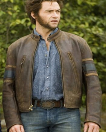 X Men logan Wolverine Jacket