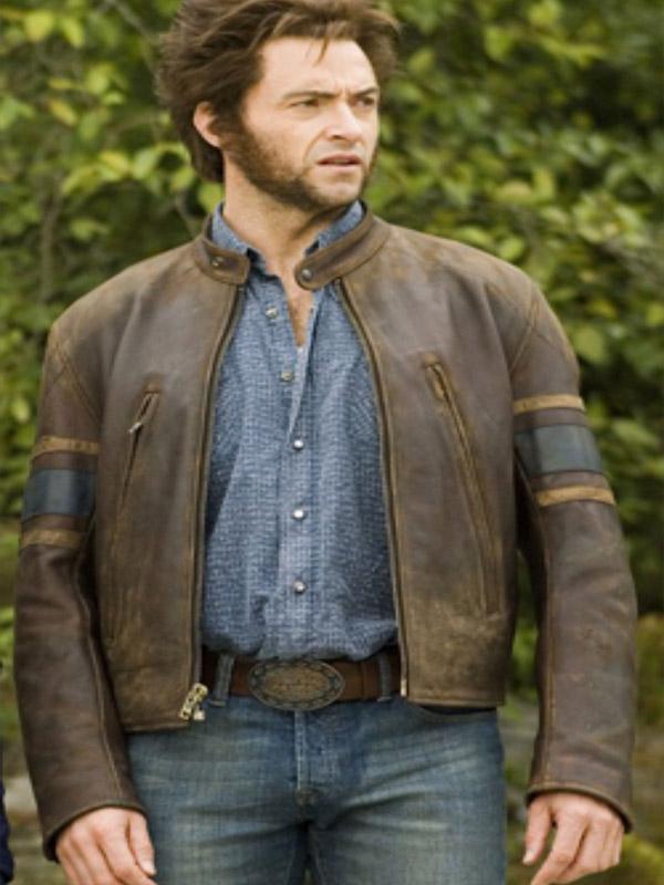 X Men logan Wolverine Jacket