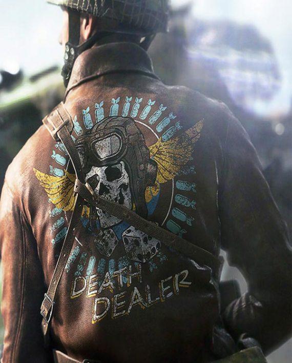 Death Dealer Battlefield 5 Jackets