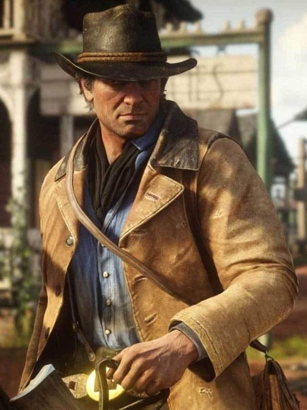 Red Dead Redemption II Jacket