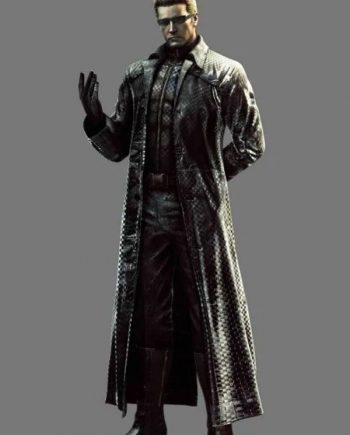 Albert Wesker Resident Evil 5 Coat