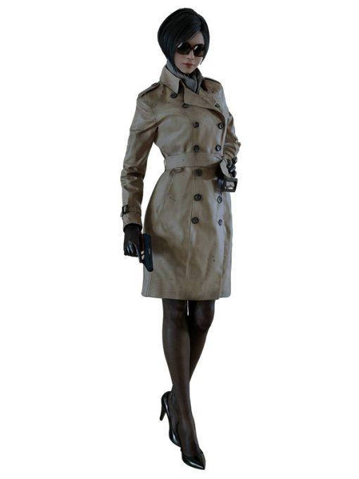 Resident Evil Ada Wong Long Coat