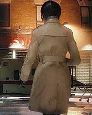 Ada Wong Resident Evil 2 Long Cotton Coat