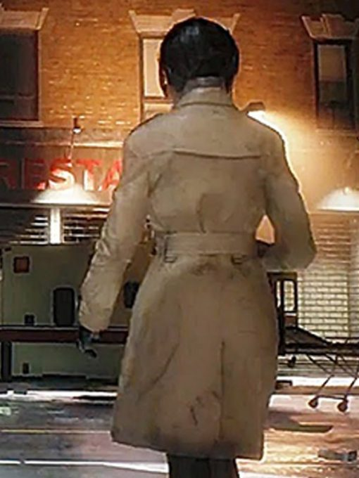 Resident Evil 2 Ada Wong Coat