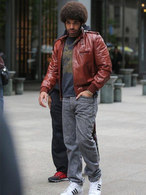 Aubrey Graham Anchorman 2 The Legend Continues Jacket