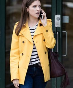Stephanie Smothers Simple Favor Yellow Jacket