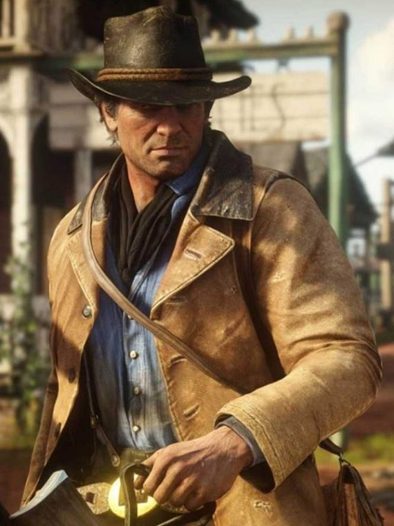 Red Dead Redemption 2 Costume Jacket