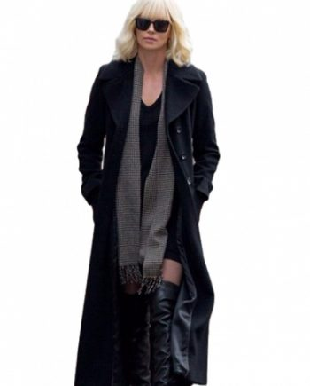 Charlize Theron Atomic Blonde Coat