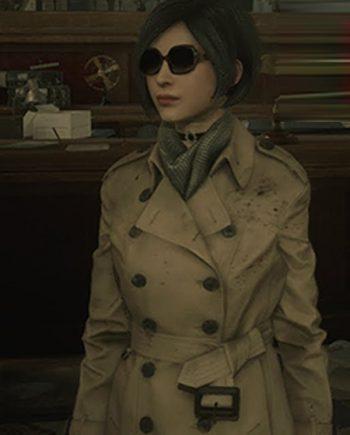 Ada Wong Gaming Costume