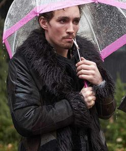 The Umbrella Academy Klaus Back Coat