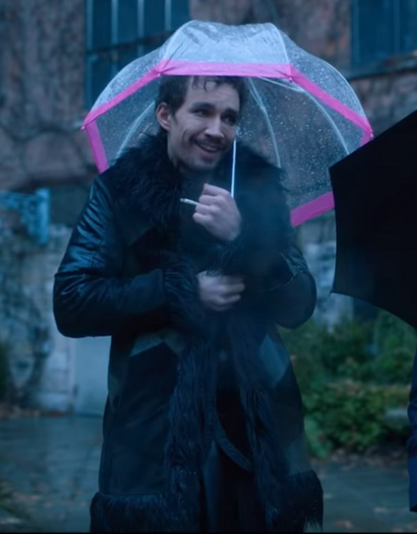 Robert Sheehan The Umbrella Academy Coat